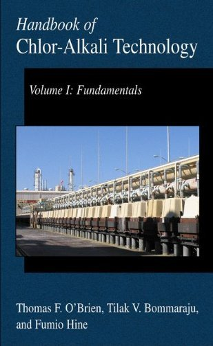 Handbook of Chlor-Alkali Technology: 1 Pdf