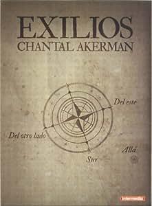 Cofre CHANTAL AKERMAN-EXILIOS [DVD]