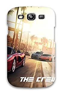 Tpu Fashionable Design The Crew Rugged Case Cover For Galaxy S3 New