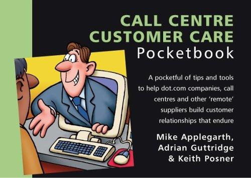 The Call Centre Customer Care Pocketbook (Pocketbooks)
