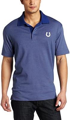 NFL Indianapolis Colts Drytec Polo de Birdseye Camiseta de, Hombre ...
