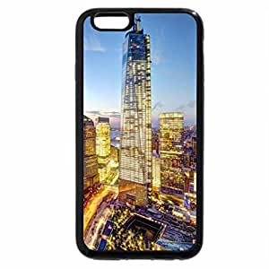 iPhone 6S Plus Case, iPhone 6 Plus Case, freedom tower and new world trade center in nyc hdr