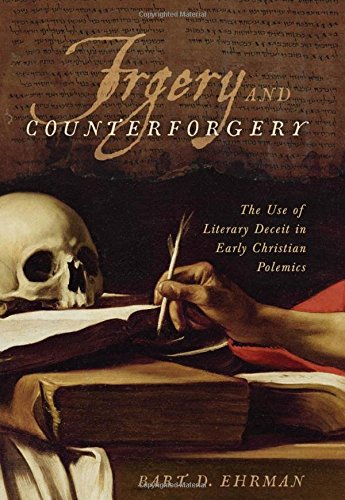 Forgery and Counterforgery: The Use of Literary