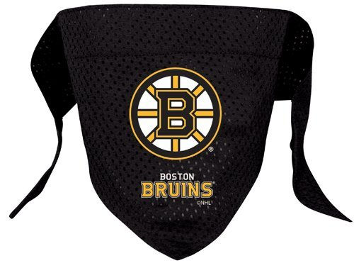 NHL Boston Bruins Pet Bandana, Team Color, Small