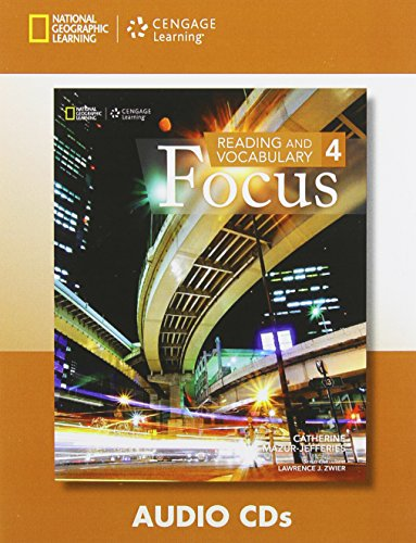 Reading and Vocabulary Focus 4 - Audio CDs