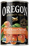 Oregon Fruits Royal Anne Whole Pitted Cherries In Heavy Syrup, 15 oz