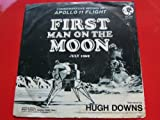 Commemorative Record Of Apollo 11 Flight / First Man On the Moon; w/ picture sleeve
