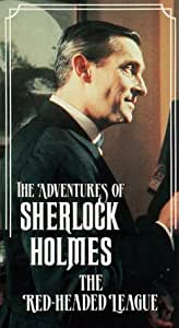 amazoncom the adventures of sherlock holmes the red