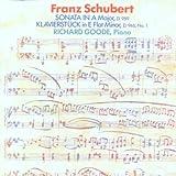 Piano Sonata in A Major / Klavierstuck in E Flat Minor