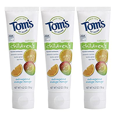 Tom's of Maine Anticavity Fluoride Children's Toothpaste