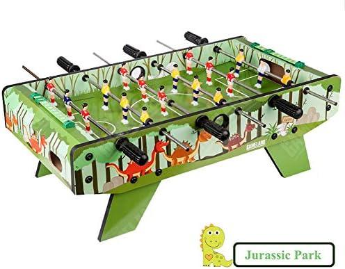 Lcyy-game Mini Mesa futbolín, Mini Mesa de Hockey de Aire y Mini ...