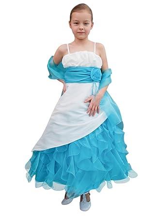 Robe de mariage fille 10 ans for Robes de mariage designer amazon