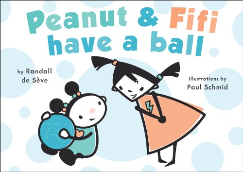 (Peanut and Fifi Have A Ball)
