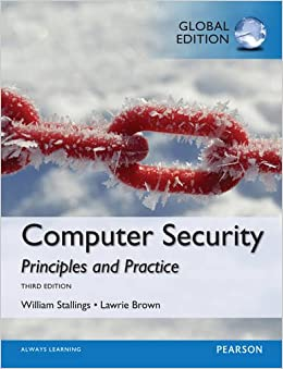 Book Computer Security: Principles and Practice