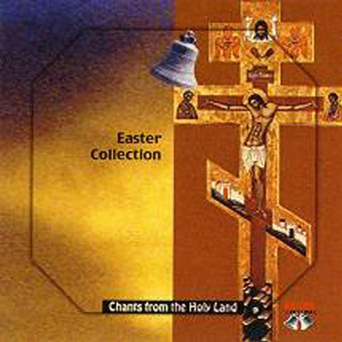 CD 38-Easter Collection-Live From Jeruselum (Easter Cd)