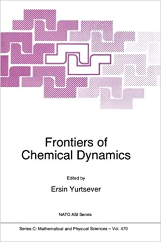 Frontiers of Chemical Dynamics