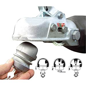 ball hitch lock. brand new universal hitchlock caravan trailer hitch coupling tow ball lock security high ball hitch lock i