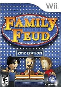 Family Feud 2012 (Nintendo Wii): Video Games - Amazon com