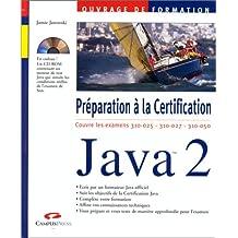 Java 2 (CD-ROM) preparation certific