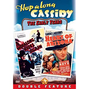 Hopalong Cassidy - Hopalong Rides Again / Heart of Arizona (1938)