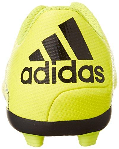 adidas X 15.4 FXG J - Botas para niño Lima / Negro