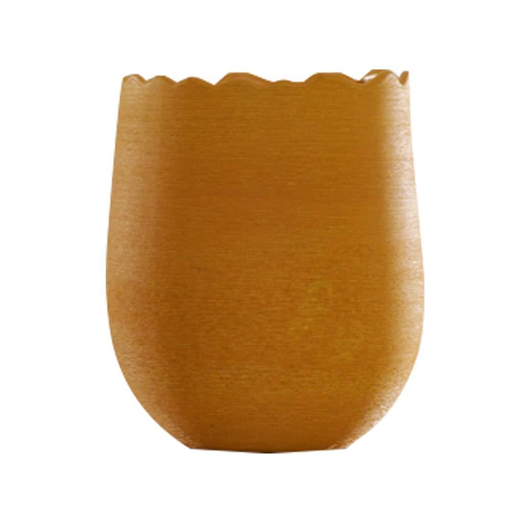 現代のミニマリスト手作りのセラミック花瓶ヨーロッパの家の装飾 LQX B07QYYYSN5