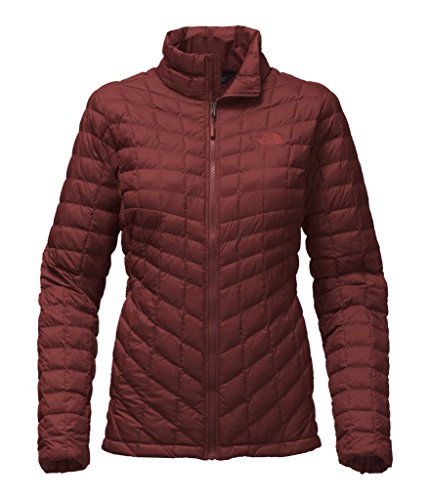 The North Face Women's Thermoball Full Zip Jacket - Sequoia Red Matte - M by The North Face (Image #1)