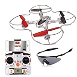 Holy Stone X300C Wifi FPV RC Drone With 0.3MP Camera, 4CH 2.4GHz 6-Axis Gyro Ready To Fly, Headless Mode