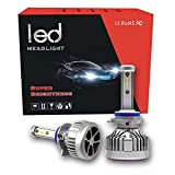 GOTYA Super Bright LED Headlight Bulbs 9006 HB4 Conversion Kit Headlamp Replace Halogen Lamp 6000K Cool White Upgrate 72W 9600lm