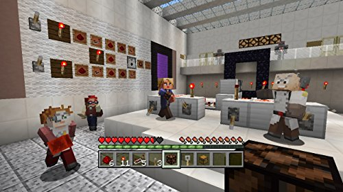 Minecraft - DLC,  Redstone Specialists Skin Pack - Wii U [Digital Code] by Mojang AB (Image #5)