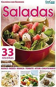 Culinária Sem Segredos Ed. 17 - Saladas