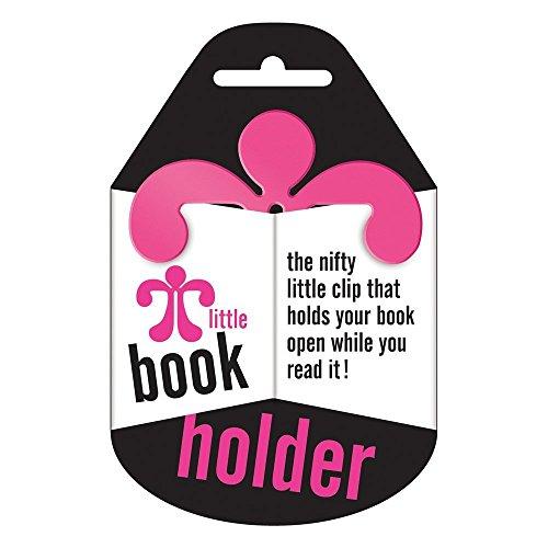 Little Book Holder - Holds your Book Open - Pink
