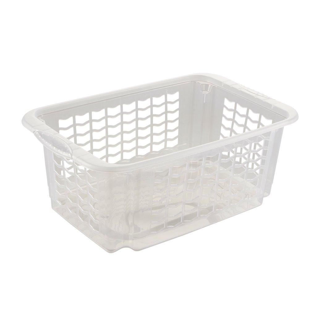 OK Rotating/Stacking Basket, Transparent, Medium 10391001000