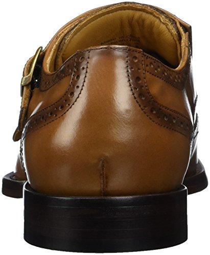 Aldo Ozzano, Zapatos de Vestir para Hombre Marrón (28 Cognac)