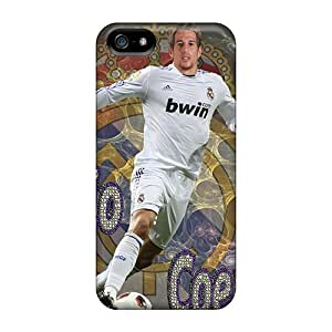 Awesome Case Cover/iphone 5/5s Defender Case Cover(the Player Of Real Madrid F)