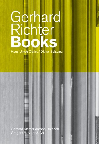 Gerhard Richter: Books (Writings Of The Gerhard Richter Archive Dresden)