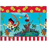Amscan 1.2 x 1.8m Jake and Pirates Table Cover