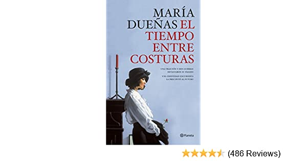 Amazon el tiempo entre costuras ebook mara dueas kindle store fandeluxe Images