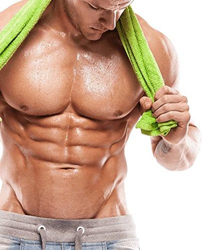 Post Workout Powder for Men - GLUTAMINE Powder 5000MG - PRE and Post Workout - glutamine Powder Non-GMO - 3 Cans 900 Grams by HS PRIME (Image #4)