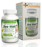 Dr. Danielle's Bee Well (Royal Jelly 1500mg, Propo...
