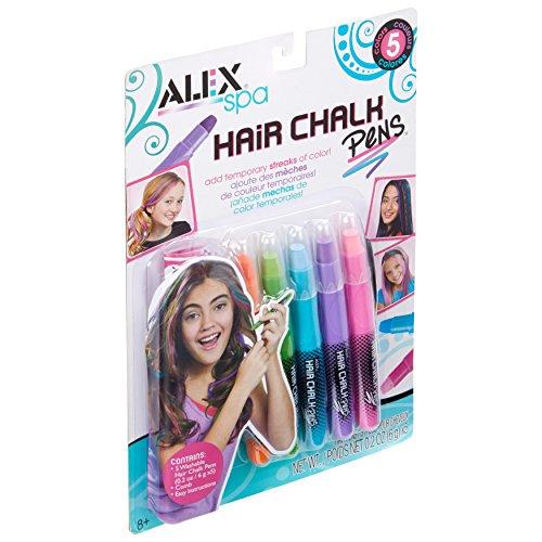 ALEX Spa Hair Chalk Pens free shipping
