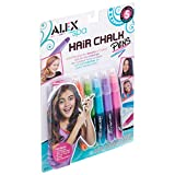 Alex Toys Spa Hair Chalk Pens in 5 Assorted Colors