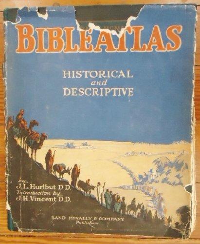 The Rand-McNally Bible Atlas, Historical Ad Descriptive