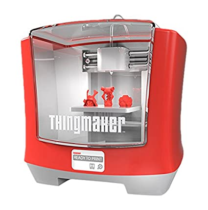 Amazon.com: thingmaker Impresora 3d: Toys & Games