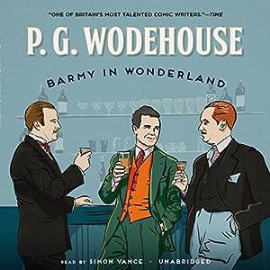 Barmy in Wonderland Audiobook