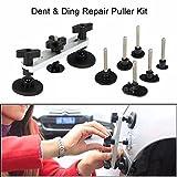 Car Auto Body Dent & Ding Bridge Type Hail Removal Repair Tool Puller Kits New