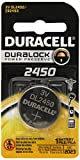 Duracell Coin Button 2450 Battery, (Pack of 6)