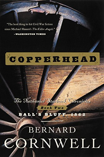 Flag Battle Rebel Confederate - Copperhead: A Novel of the Civil War (The Nathaniel Starbuck Chronicles Book 2)