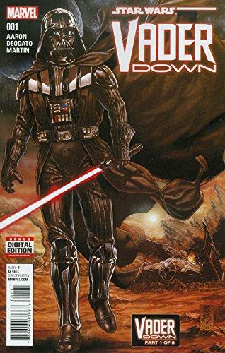 Star Wars Vader Down 1 Incorrect Variant