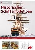 Historischer Schiffsmodellbau: Schritt für Schritt gezeigt